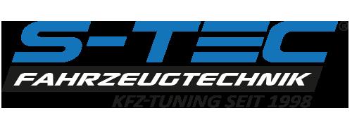 S-TEC Fahrzeugtechnik Shop - KFZ Tuning seit 1998-Logo